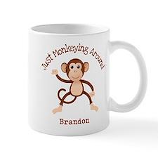 Just Monkeying Around Mug