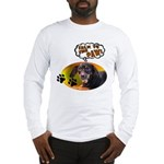 Dachshund Paw Long Sleeve T-Shirt