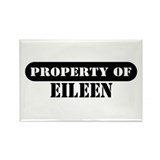 Property of Eileen Rectangle Magnet (100 pack)