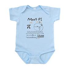 Meet Pi Infant Bodysuit