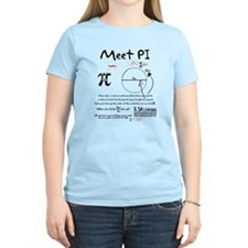 Meet Pi T-Shirt