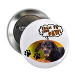 Dachshund Paw Button