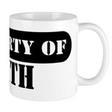 Property of Edith Small Mugs