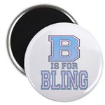B is for Bling 2.25