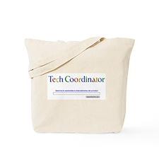 Tech Coordinator (Infuse) Tote Bag