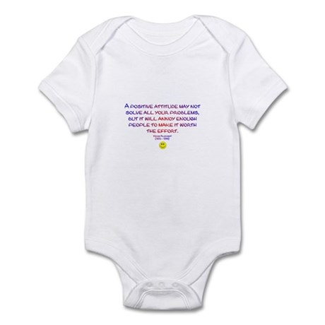 Positively Annoying Infant Bodysuit