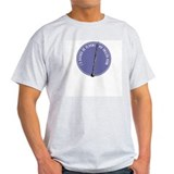 English Horn Ash Grey T-Shirt