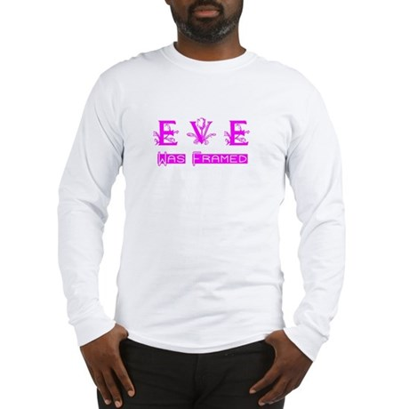 Eve was Framed Long Sleeve T-Shirt