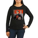 Princeton - 1901 Women's Long Sleeve Dark T-Shirt