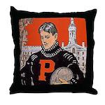 Princeton - 1901 Throw Pillow