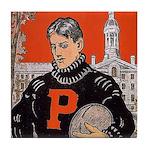 Princeton - 1901 Tile Coaster