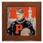 Princeton - 1901 Framed Tile