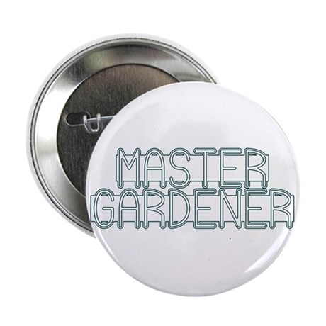 "Master Gardener 2.25"" Button (100 pack)"