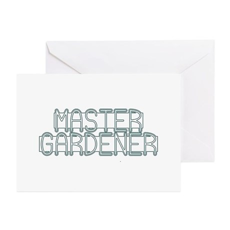 Master Gardener Greeting Cards (Pk of 10)