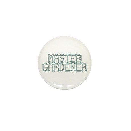 Master Gardener Mini Button (10 pack)