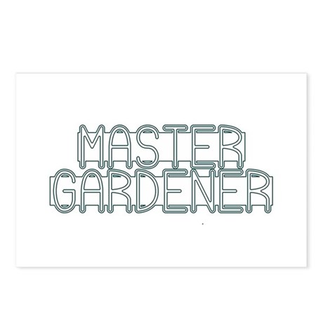 Master Gardener Postcards (Package of 8)
