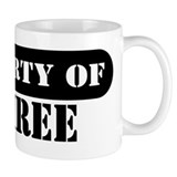 Property of Desiree Small Mug