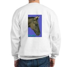 """Got Grulla?"" Sweatshirt, F&B"