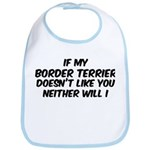 If my Border Terrier Bib