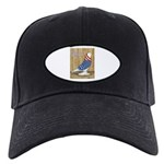 Patriotic West Black Cap
