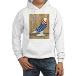 Patriotic West Hooded Sweatshirt