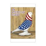 Patriotic West Mini Poster Print