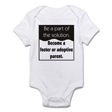 Foster Care and Adoption Onesie
