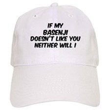 If my Basenji Baseball Cap