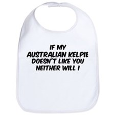 If my Australian Kelpie Bib