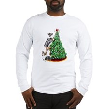 Corgi Christmas Long Sleeve T-Shirt