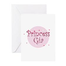 Gia Greeting Cards (Pk of 10)