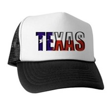 Texas Drk Trucker Hat