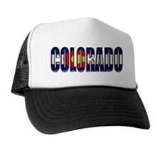 Colorado Drk Trucker Hat