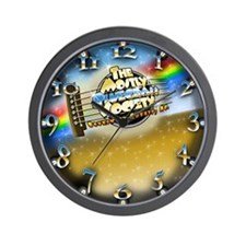 Society Logo Wall Clock
