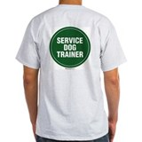 Service Dog Trainer T-Shirt