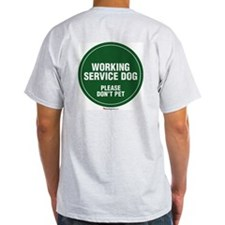 Working Service Dog T-Shirt