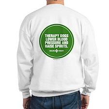 Therapy Dogs Spirit Sweatshirt