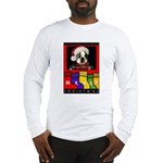 MERRY CHRISTMAS BOSTON TERRIER LOOK Long Sleeve T-
