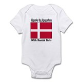Danish Parts Infant Bodysuit