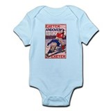 Exeter vs. Andover Infant Bodysuit
