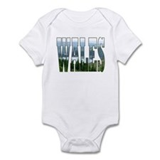 ...Scenic Wales... Infant Bodysuit