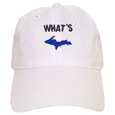 UP Upper Peninsula Michigan Baseball Cap