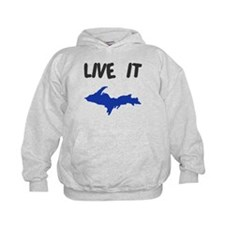UP Upper Peninsula Michigan Hoodie