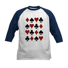 Playing Card Symbols Tee