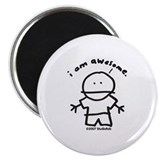 "awesome 2.25"" Magnet (10 pack)"