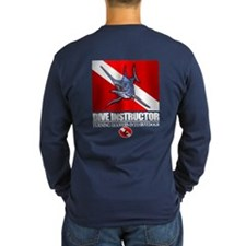 Dive Instructor (Marlin) Long Sleeve T-Shirt