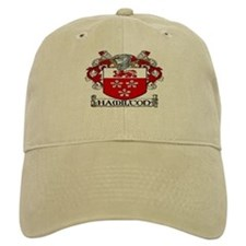 Hamilton Coat of Arms Baseball Baseball Cap