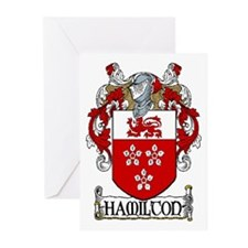 Hamilton Coat of Arms Cards (Pk of 10)