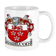 Hamilton Coat of Arms Mug