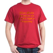 Ham Radio Operators Do It Wit T-Shirt